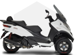 Location Piaggio MP3 500 HPE ARS Sport